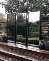 Contemporary Mirrors for Home and Garden