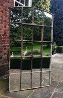 Architectural Garden Mirrors