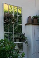 Shelved Aldgate Home and Garden Mirror
