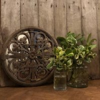 Small Decorative Antique Mirror