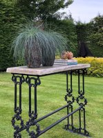 Garden and Home Console Table