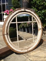Ex Somerset Window Frame Mirror