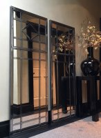 Art Deco Panelled Mirrors