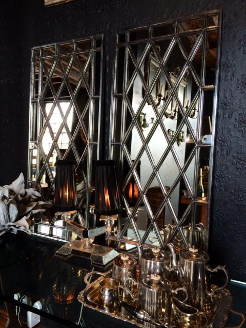 Decorative Original Window Mirror Wall Panels Decorative