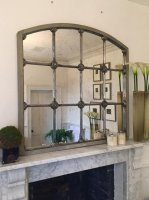 Decorative Vintage Slow Arch Mirror