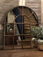 Full Arch Antique Mirror