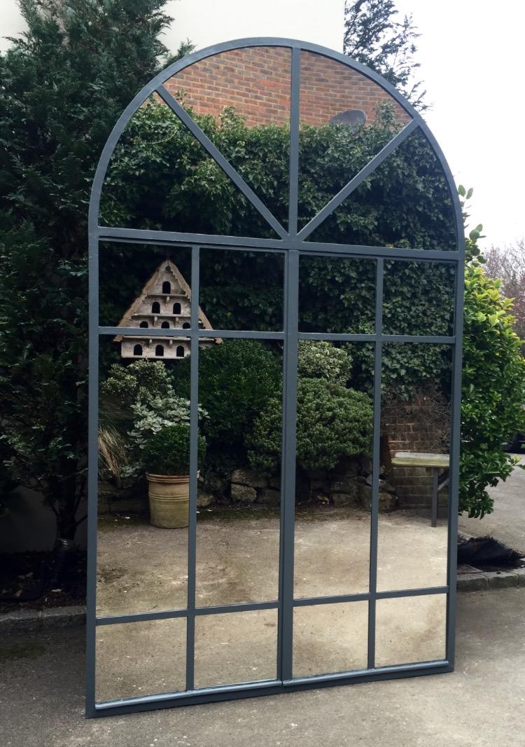 garden mirrors. Aldgate Home Bespoke Ironwork Garden Mirrors