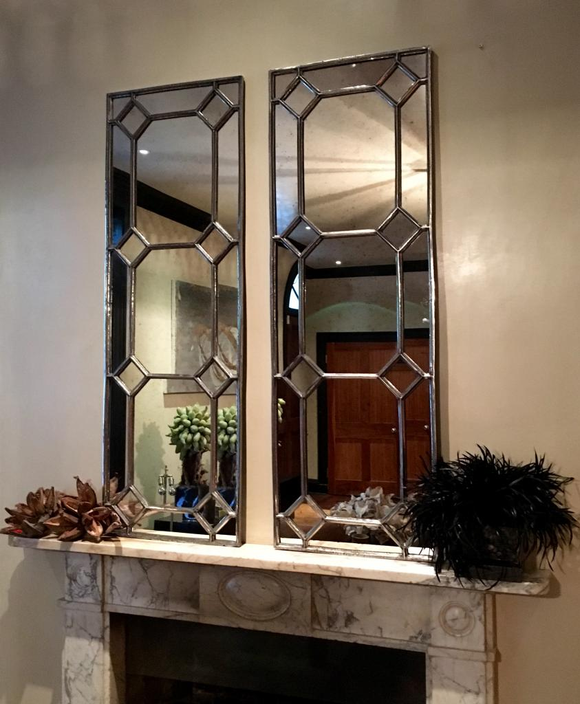 Elegant decorative original mirrors elegant window mirrors for Elegant windows